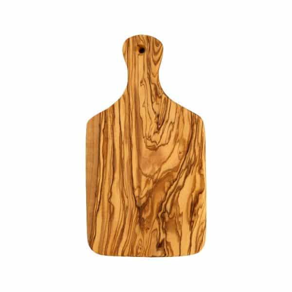 Planchette à saucisson en bois d'olivier
