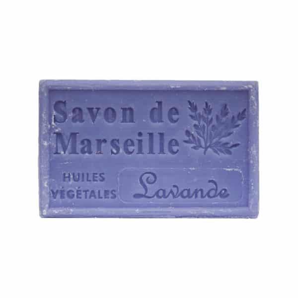 Savon de Marseille à la Lavande - Pain de 125 gr