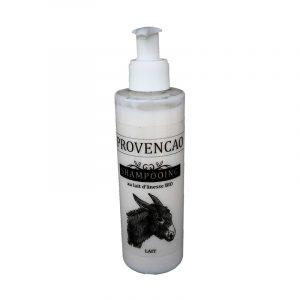 Shampoing au lait d'ânesse Bio et huile d'Argan Bio Provencao