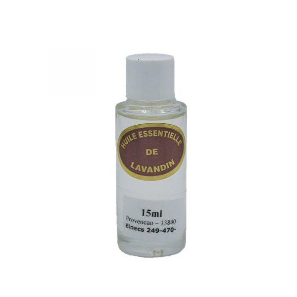Huile essentielle de Lavandin - Flacon 15 ml - Provencao
